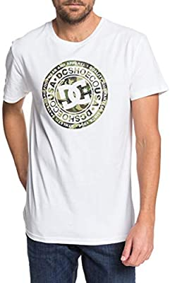 Hombre DC Shoes Odess tee-Shirt