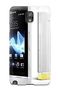 New Premium ZippyDoritEduard Sony Xperia Skin Case Cover Excellent Fitted For Galaxy Note 3