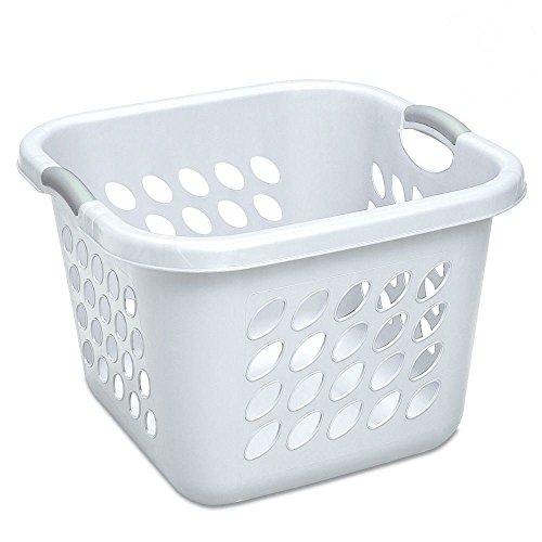 STERILITE 12178006 Laundry Basket White