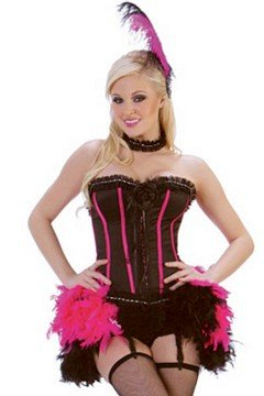 Vegas Girl Costume (Vegas Show Girl Costume Starline, LLC. S1009)