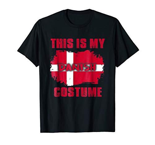 This is my Danish costume shirt Denmark