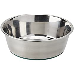 Van Ness Stainless Steel Small Dish, 24 Ounce