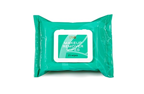 Natural Makeup Remover Facial Cleansing Wipes