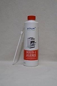 proWIN -Backofenreiniger 500 ml mit Pinsel