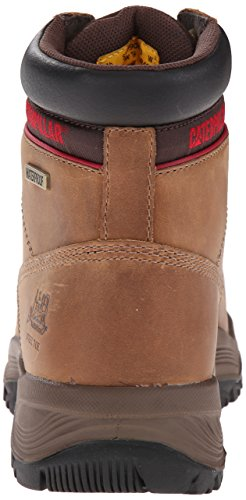 Dark Work Caterpillar Inch Dry Boot 6 WP Beige Verse ST Women's rqrwz