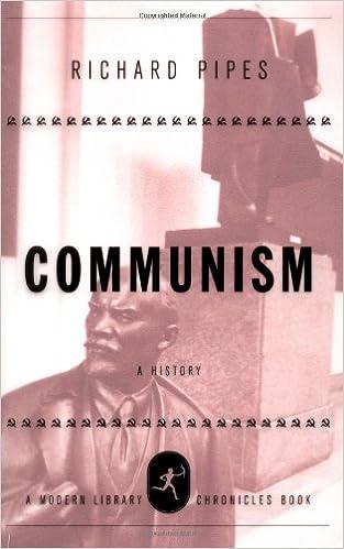 A History Communism