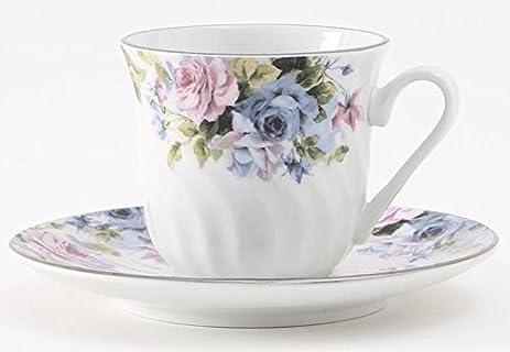 Amazon.com | 6 Millicent Inexpensive Bulk Discount Porcelain Tea ...