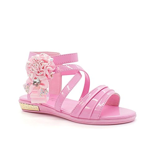 London Footwear ,  Mädchen Gladiator Rose