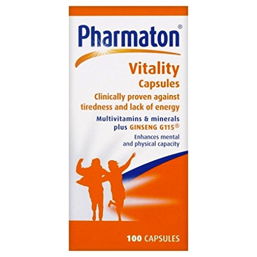 قرص مولتی ویتامین Pharmaton فارماتون |
