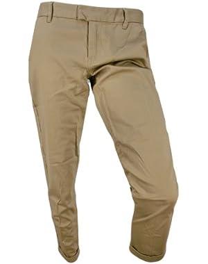 Calvin Klein Women's Cuffed Capri Pants