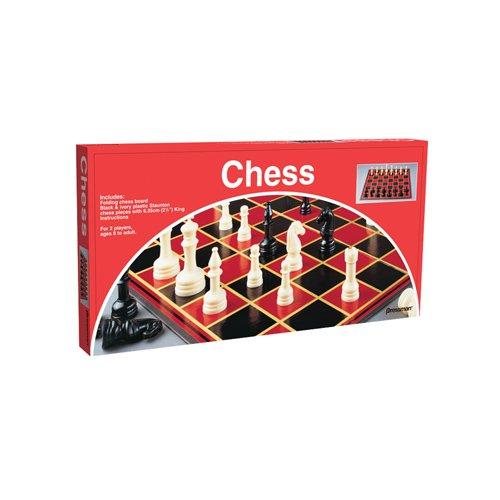 Review PRESSMAN TOY Chess Set
