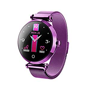 Amazon.com: LLJEkieee R6 Women Fashion Smart Watch ...