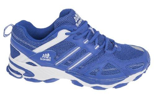 Donna Blu blu Gibra bianco Sneaker F51nwnqA