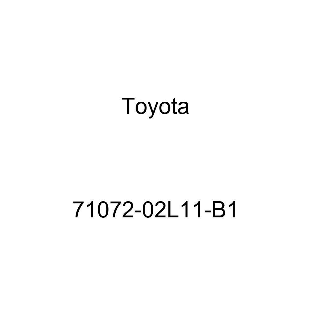 TOYOTA Genuine 71072-02L11-B1 Seat Cushion Cover