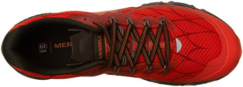 Merrell Menns Agility Topp Flex Trail Runner Merrell / Orange