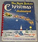 img - for The Night Before Christmas Animated book / textbook / text book
