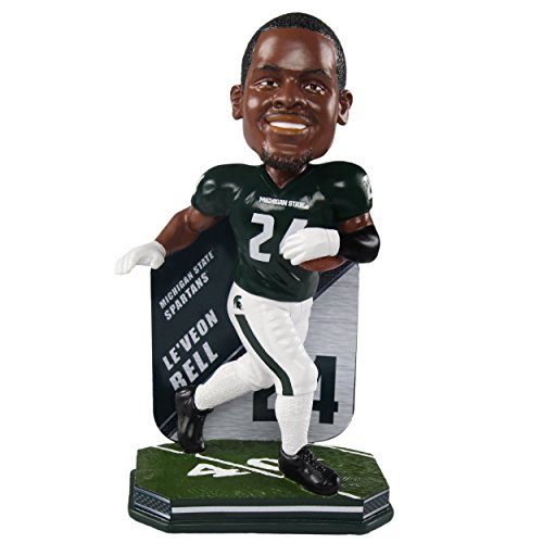 Le'Veon Bell Michigan State Spartans Special Edition College Football Name and Number Bobblehead - Pittsburgh Steelers