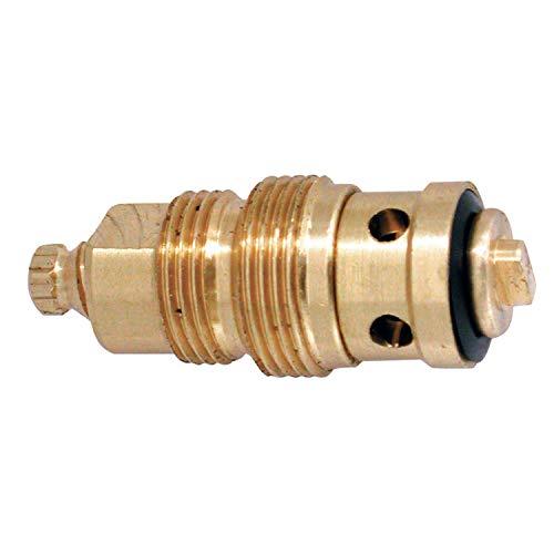 Faucet Crane Handles - Danco, Inc. 15120E 5A-1C Stem, for Use with Crane Model Ll Faucets, Metal, Brass