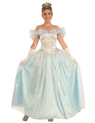 Forum Novelties Women's Happily Ever After Princess Costume,
