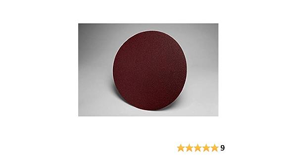 50EA 3M PSA Cloth Disc 348D 60 X-weight 6 in x NH Die 600Z