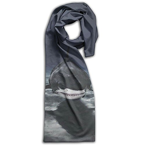 Cool Shark Long Lightweight Fashion Soft Scarf For for sale  Delivered anywhere in Canada