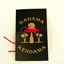 Three Pack - Bahama Kendama Premium Replacement kendama String with Beads, Instructions, and free Stickers