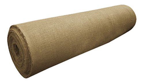 Wide Yard Long Natural Burlap product image