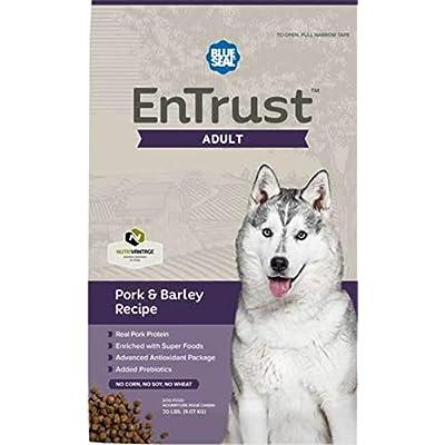 Blue Seal EnTrust Adult Pork & Barley Dog Food