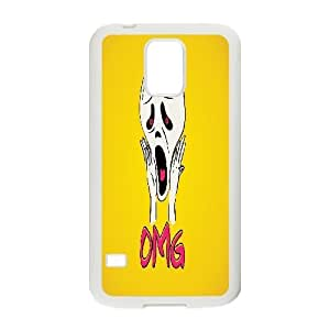 oh my god Custom Cover Case for Samsung Galaxy S5 I9600 by Nickcase