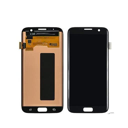 LCD display Digitizer Touch Screen Assembly For Samsung Galaxy S7 Edge G935A G935V G935P G935T G935F (Black)