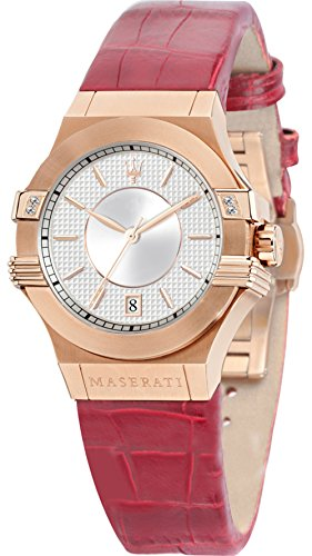 Maserati potenza R8851108501 Womens quartz watch