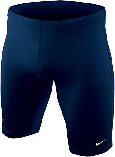 Nike Swim Poly Core Solid Jammer Men midnight navy 2019 Badehose blau Herren-Schwimmsport-Produkte