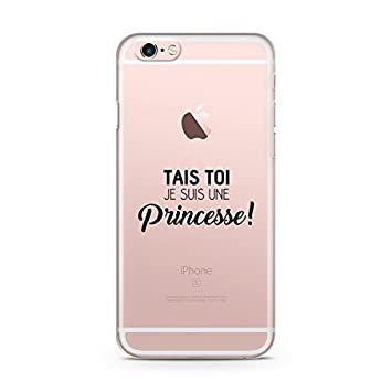 coque iphone 5 je suis une princesse