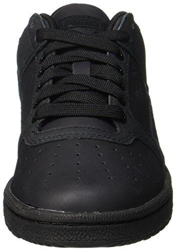 II Puma Black Color Adulte Sky black Mixte Lo Noir Blocked LTHR Sneakers Basses ZZq5rnStw