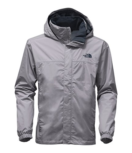 The North Face Mens Resolve 2 Jacket(X-Large, MID GREY/URBAN NAVY)