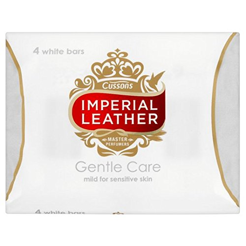 Imperial Leather Gentle Care Soap Bars Sensitive Skin (4x100g) ()
