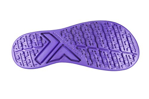 Telic Herrenmode Flip Flop Sandale (Made In USA) Weinrebe