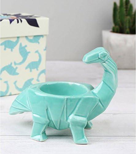 Coquetier dinosaure Bleu//Vert