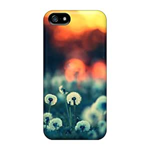 DrunkLove Perfect Tpu Case For Iphone 5/5s/ Anti-scratch Protector Case (dandelions At Sunset)