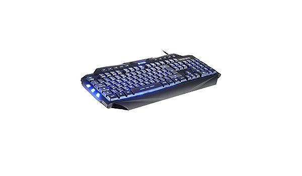 NACON PCGB-200ES USB Negro - Teclado (USB, Juego, Alámbrico ...