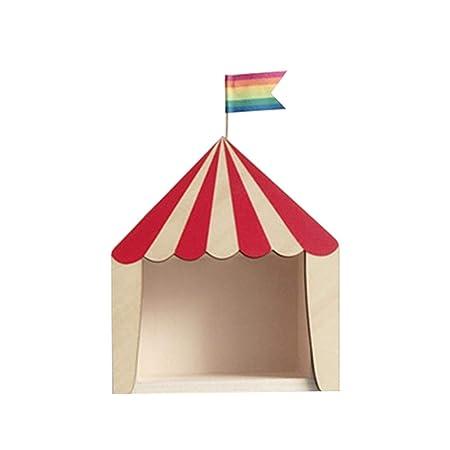 Eruditter Circo Cabina - Estantería para Invernadero Ornamente ...