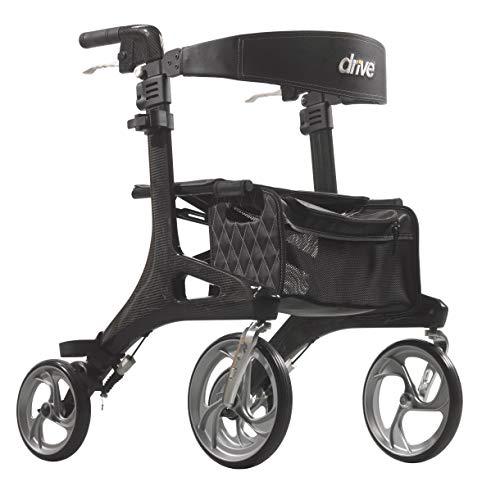 Amazon.com: Drive Nitro Elite CF fibra de carbono Walker ...