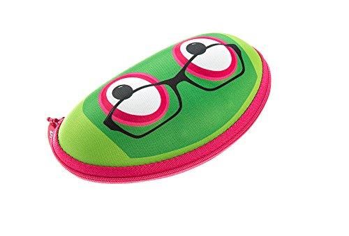 ZIPIT Beast Box Glasses Case, Green