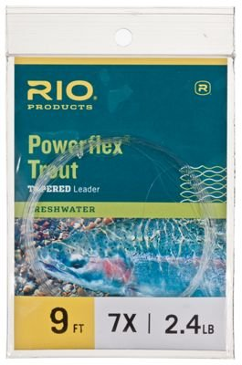 美品  Rio Tapered Powerflex 6 – 24616 Powerflex ft。、7 Trout Tapered Leaders – 12 ft。、7 x B005WYLBF2, 琴平町:98498811 --- a0267596.xsph.ru