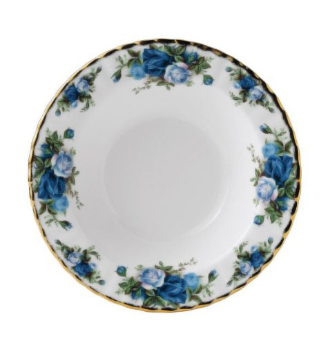 Royal Albert Moonlight Rose 8-inch Rim Soup