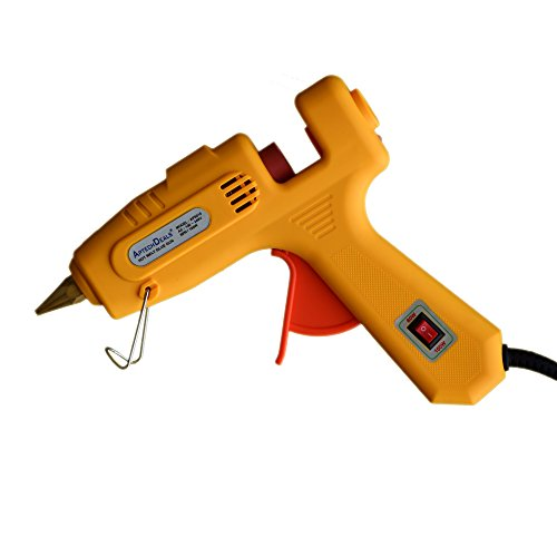 ApTechDeals Glue Gun with FREE Hot Melt Glue Sticks (8 Pcs),60w and 100w 60w/100w watt dual wattage Hot Melt Glue Gun glue stick Price & Reviews