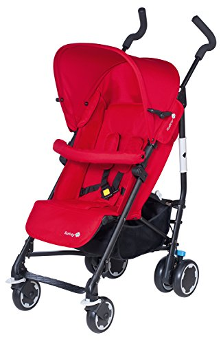 Safety 1st Carriola Compa'City, color Rojo