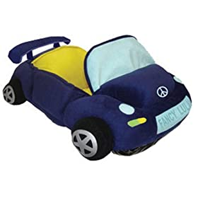 Sant Cruz Car Shape Dog Cat Pet Bed