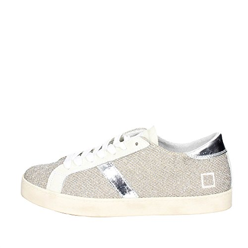 DATE HILL LOW POP SNEAKERS Femme Argegno glitter