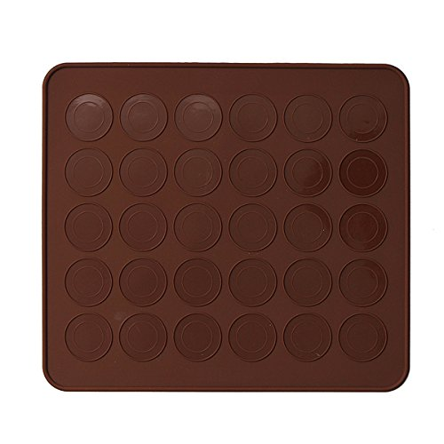 Baking Mould Sheet Mat Silicone Pastry Muffin Cake Macaron Oven (Halloween Marzipan Finger)